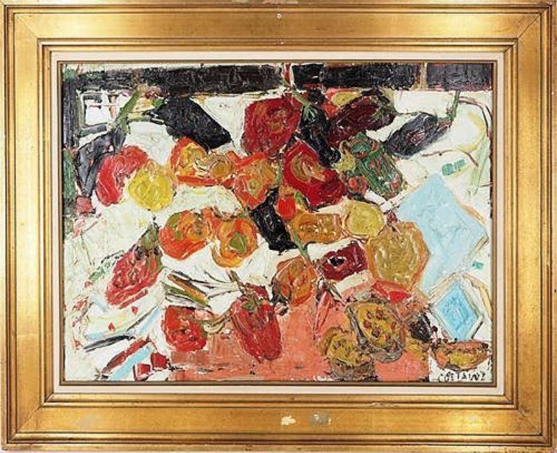 COTTAVOZ-poivron-aubergines-1957-hstcadre-59x72-26.12.19-21000